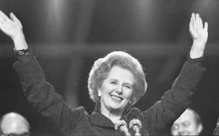 Margaret Thatcher 1979 election
