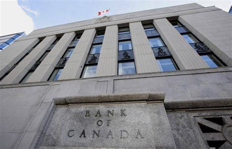 Bank of Canada headquarters.